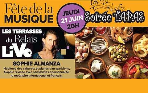 The Music Festival at the Relais de la Malmaison