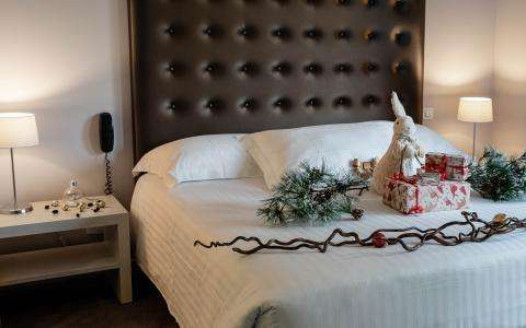 Experience the magic of Christmas at the Relais Malmaison