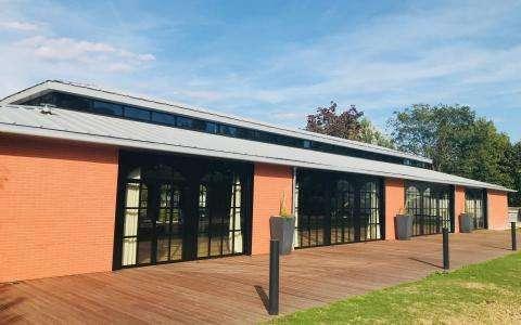 Découvrez la nouvelle Orangerie du Relais de la Malmaison