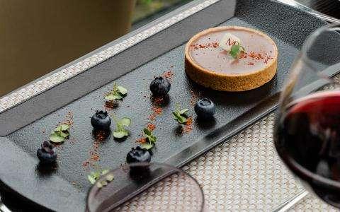 The kitchens of the Relais de la Malmaison and our Chef