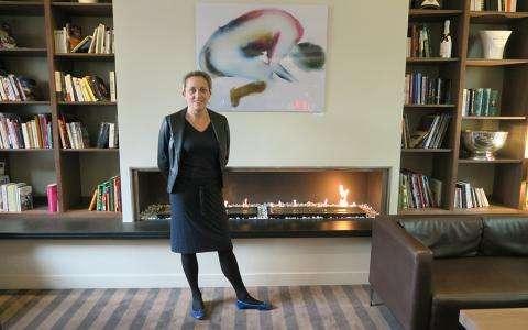 Exposition: Anne Sophie Bettembourg au Relais de la Malmaison