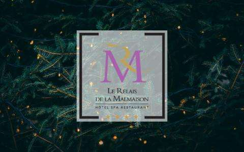 Christmas at the Relais de la Malmaison