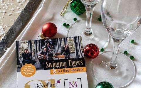 Passez un Nouvel An inoubliable au Relais Malmaison
