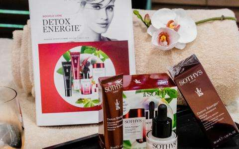New at the Spa; our facial care treatment and sponsorship offer