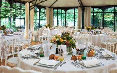 The luxury of hosting your event at the Relais de la Malmaison