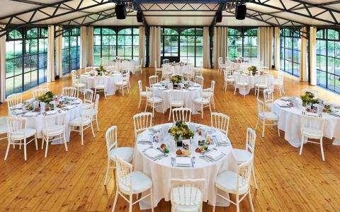 Wedding: the Relais de la Malmaison says yes!