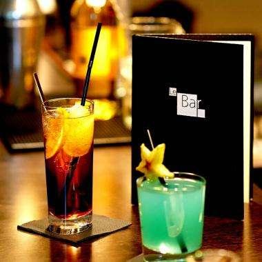 Hotel relais de la Malmaison - Photos - Bar