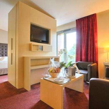 Hotel relais de la Malmaison - Photos - Chambre