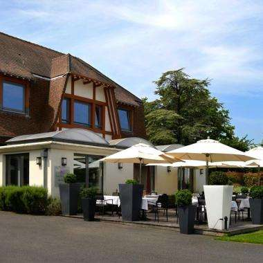 Hotel relais de la Malmaison - Photos - Exterieur Hotel