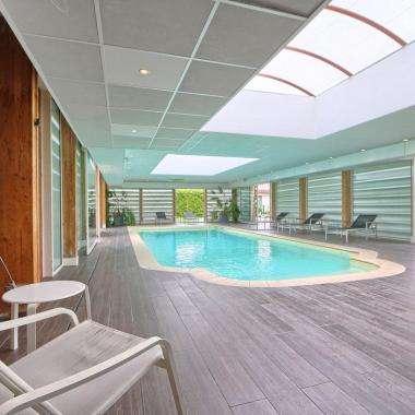 Hotel relais de la Malmaison - Photos - Jacuzzi