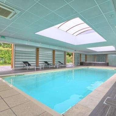 Hotel relais de la Malmaison - Photos - Piscine