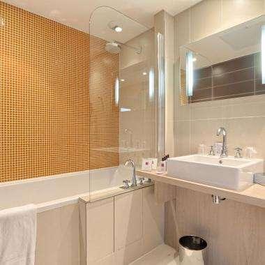 Hotel relais de la Malmaison - Photos - Salle de bain