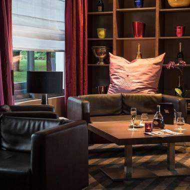 Hotel relais de la Malmaison - Photos - Salon