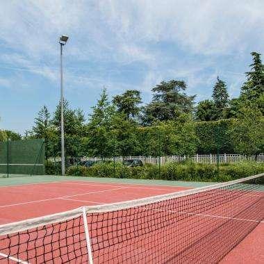 Hotel relais de la Malmaison - Photos - Tennis